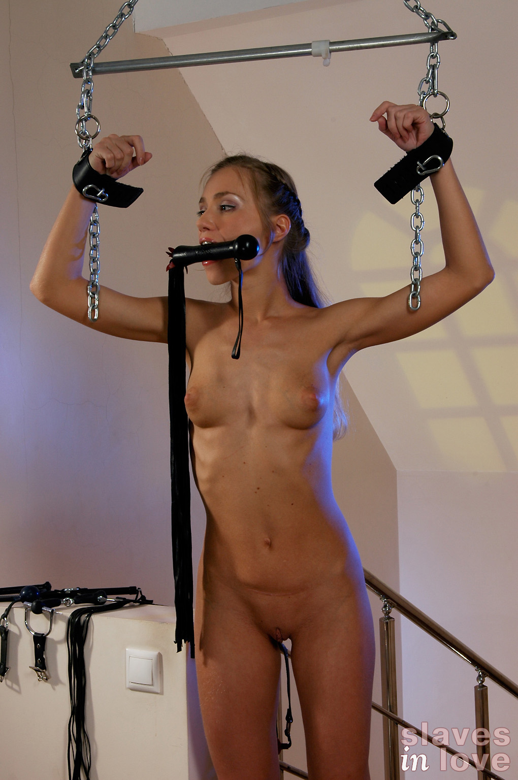 Slave Jt: Happy to be the slave