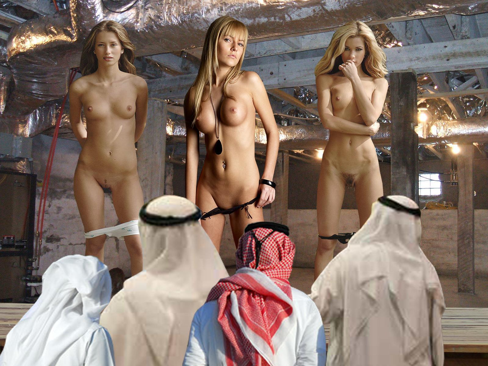 Naked Black Slave Women