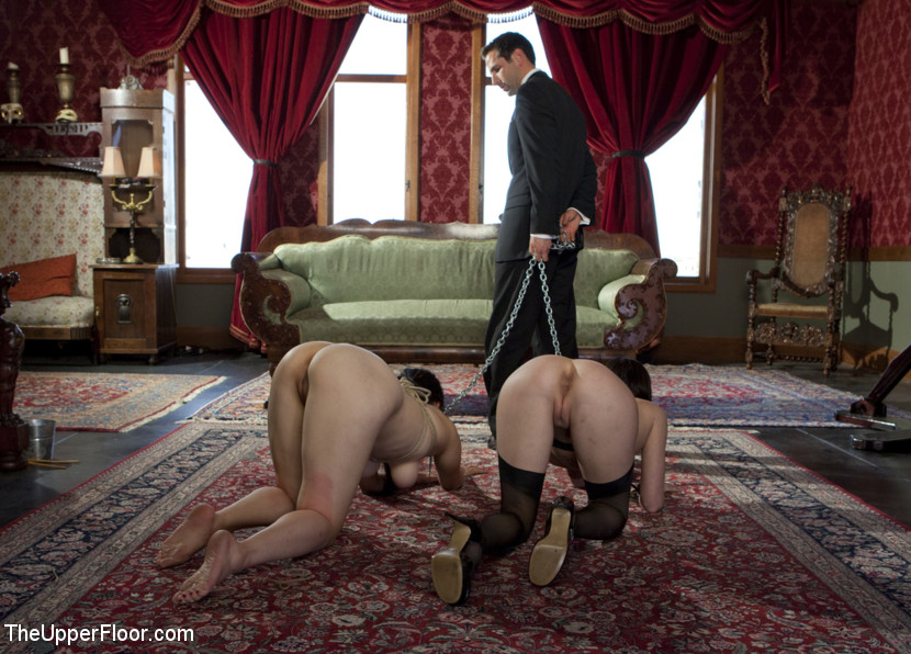Хозяин и рабыня наказание видео
