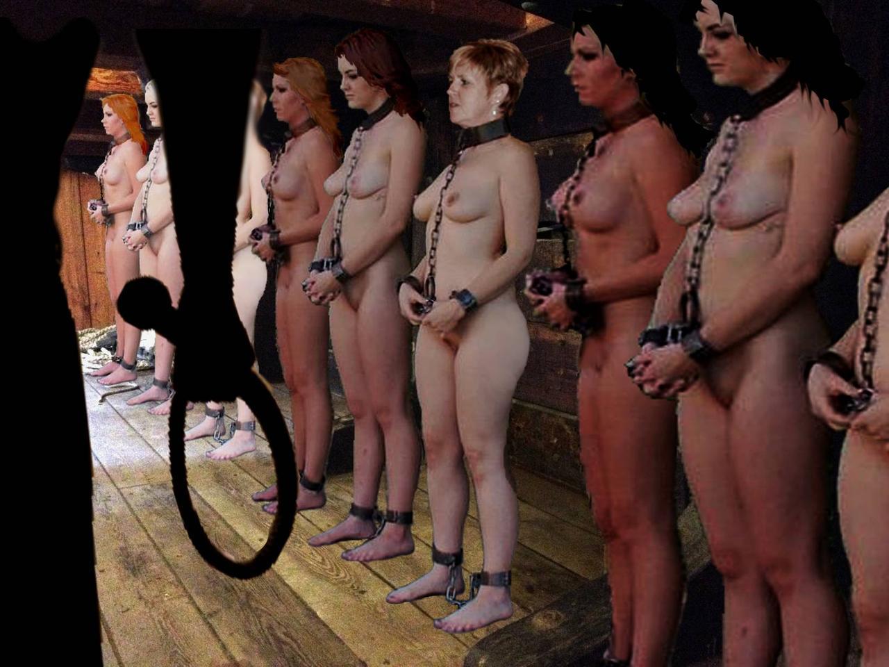 Black women bdsm slave auction